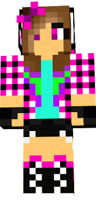 Pe nova skin - Cool girl skins for minecraft pe ...