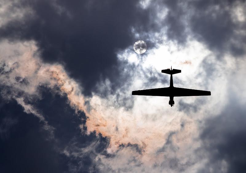 Tuffarsi tra le nuvole di Paolo Prandoni