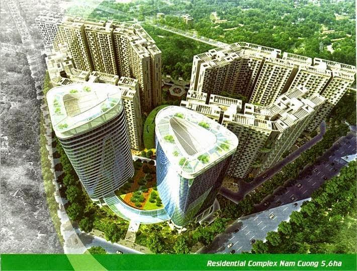 Chung cư Xuân Mai Sparks Tower - HH2 ABC Dương Nội