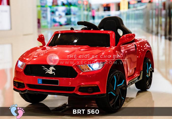 Xe hơi điện cho bé RBT-560 1