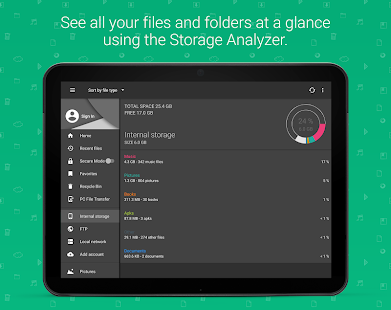 File Commander - File Manager- screenshot thumbnail