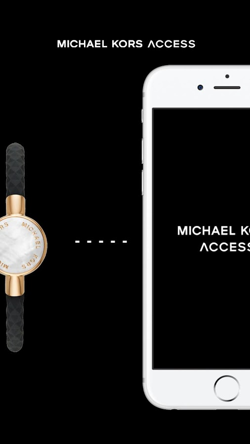 Michael Kors Access- screenshot