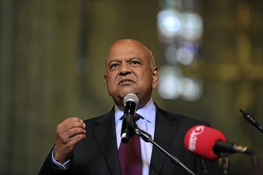 EFF accuses Gordhan of reign of terror at SOEs