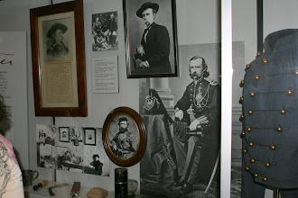 Photo: Custer was a very polarizing figure throughout the times, going from hero to daredevil to bumbler to villain. Dad knew him as a hero defying odds like the Alamo. I remember reading how he represented the evil Indian-hunting government. The truth was somewhere in the middle.