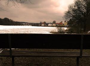 Photo: Silkeborg Langsø, d. 29. marts