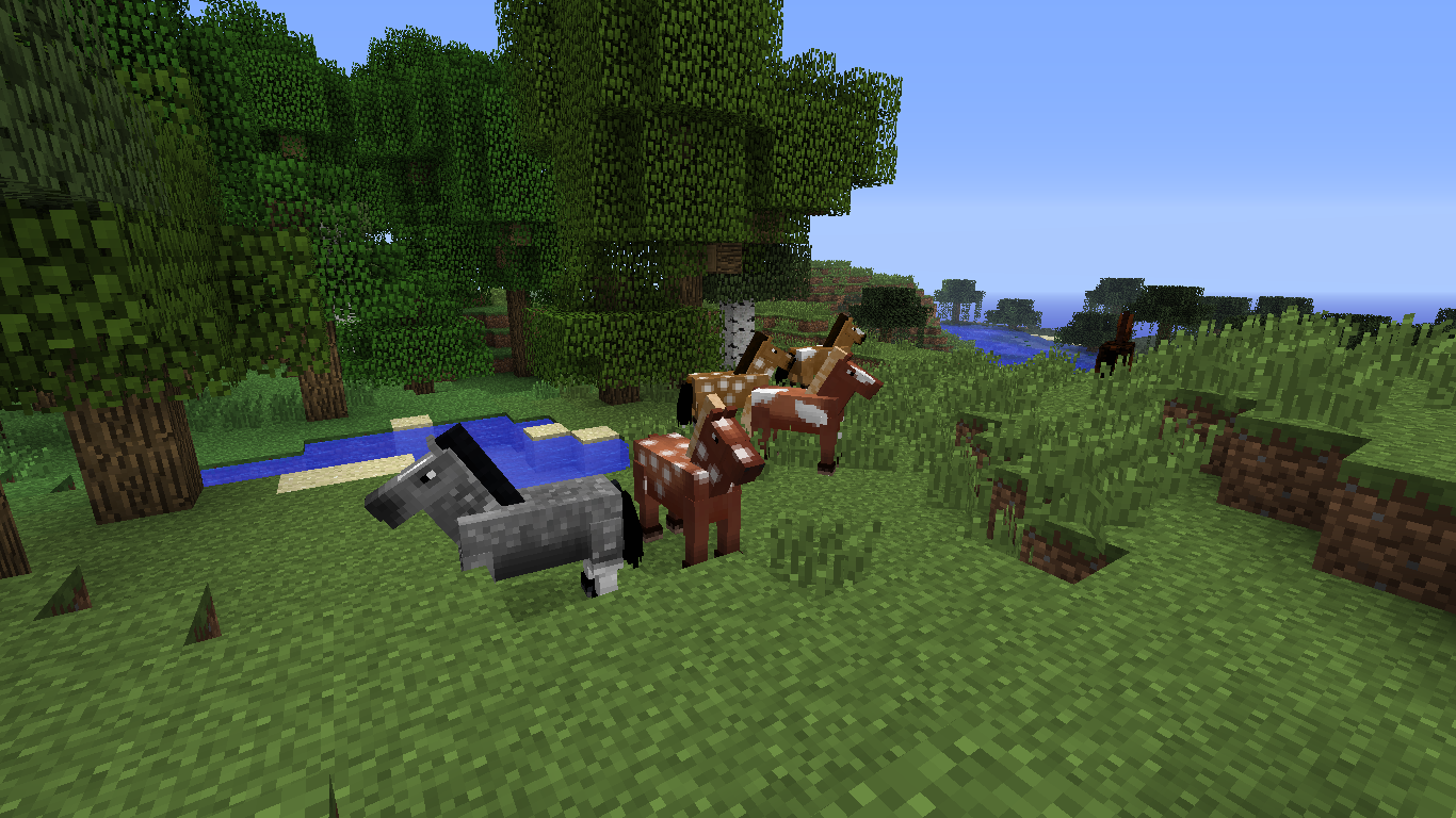 Horses Mod for Minecraft - Revenue & Download estimates