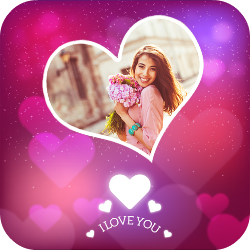 Heart Collage Maker App Icon