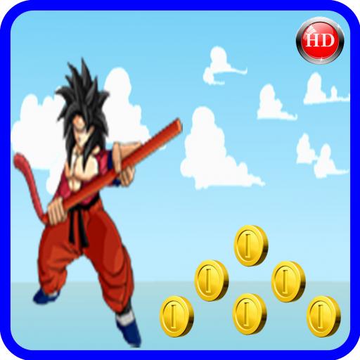 Dragon Goku Saiyan Z Run