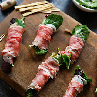Salad Roll-Ups