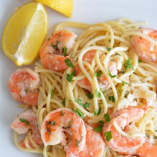 Shrimp Scampi - Recipe Redux