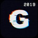 Glitcho - Glitch Video & Photo Editor icon