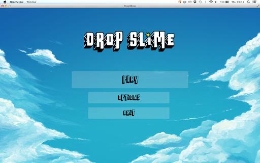 Drop Slime