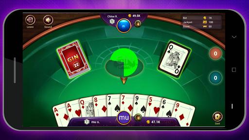 Gin Rummy Online - Free Card Game 1.1.1 screenshots 12