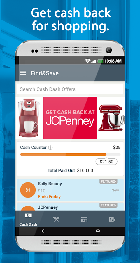 Find&Save - Shopping & Coupons- screenshot