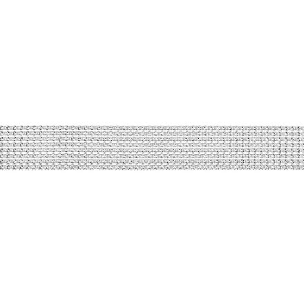 Strassband - Silver