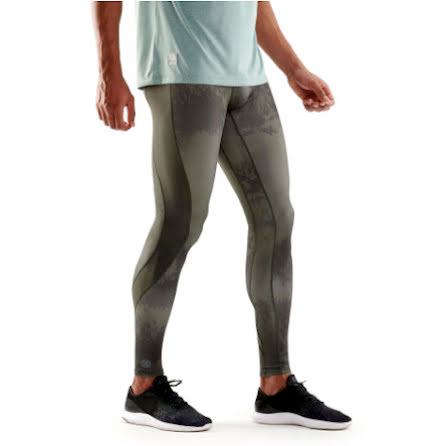 M's Skins DNAmic sports long tights - Specter Utillity