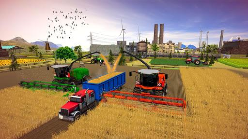 Farming Simulator Game 2018 u2013 Real Tractor Drive 1.4 screenshots 10
