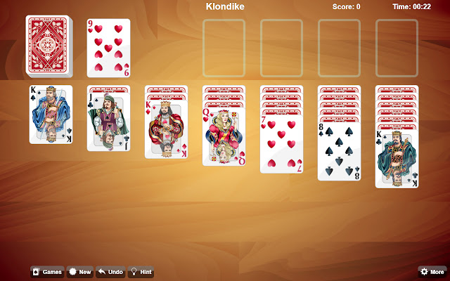 Solitaire Collection 18 Games