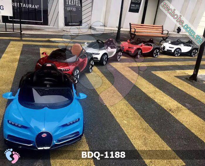 Xe hơi điện cho bé Bugatti BDQ-1188 3