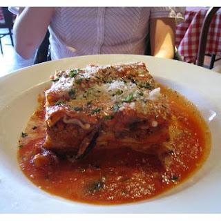 Lasagna Sorrentino.
