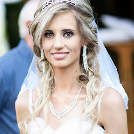 by Gawie van der Walt - Wedding Bride (  )