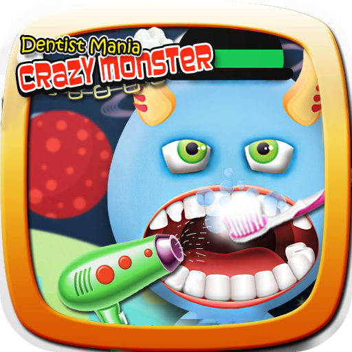 Dentist Mania - Monster high