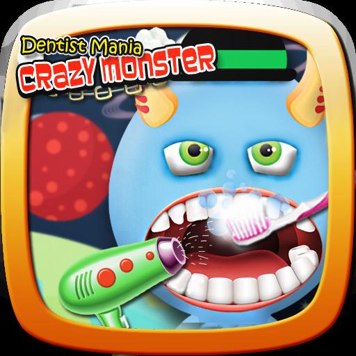 Dentist Mania - Monster high