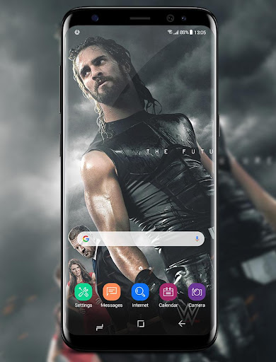 Seth Rollins HD Wallpapers 2018 screenshot