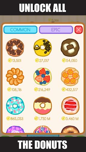 Donut Empire - Merge and Evolve 1.50 screenshots 2