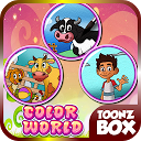 Coloring Games - Color World mobile app icon