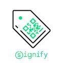 Signify Service Tag icon