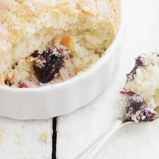 Roasted Cherry Buttermilk Breakfast Cake