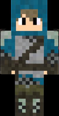 An elven guard