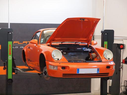 Porsche 911 Flat 26