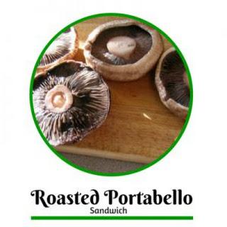Roasted Portabello Sandwich