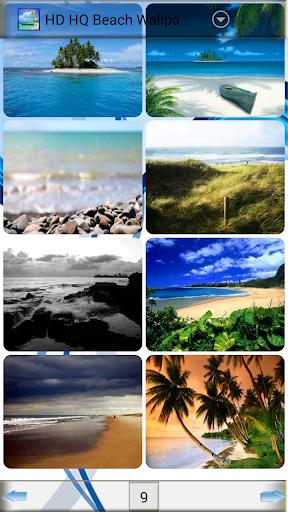 HQ高清壁紙海灘