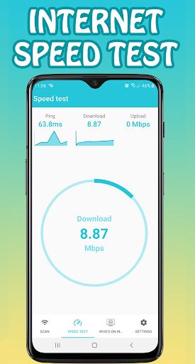 برنامه جدید تست سرعت اینترنت موبایل