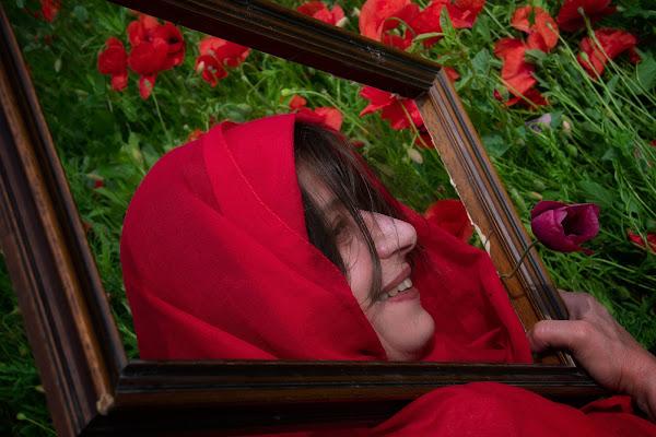 red portrait di Zerosedici