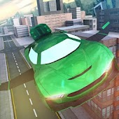 Sports Flying Car Simulator Android APK Download Free By 3MenStudio