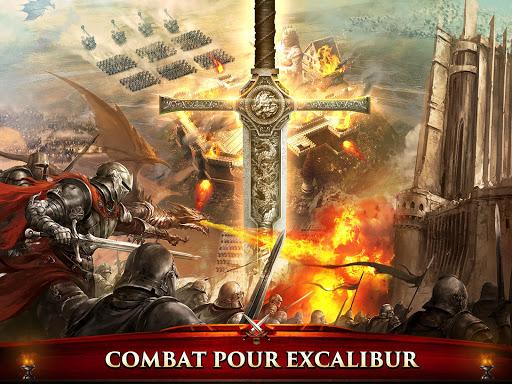 King of Avalon: Dragon Warfare  captures d'écran 3