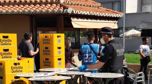 El Lengüetas se enfrenta a una multa de 2.400 euros