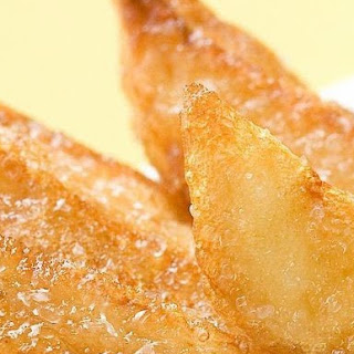 Crispy Turnip 'Fries'
