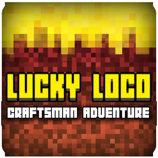 Lucky Loco Craftsman Adventure Pocket Edition