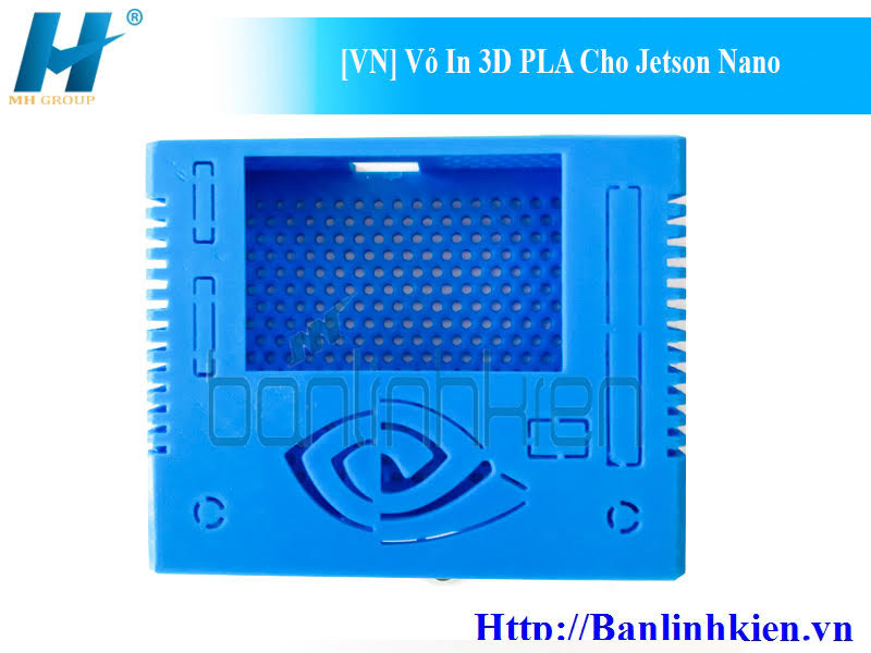 Vỏ 3D cho máy tính Jetson Nano