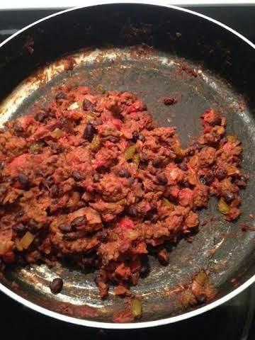 Taco Chili Burrito