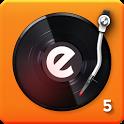 edjing 5 DJ Music Mixer Studio icon