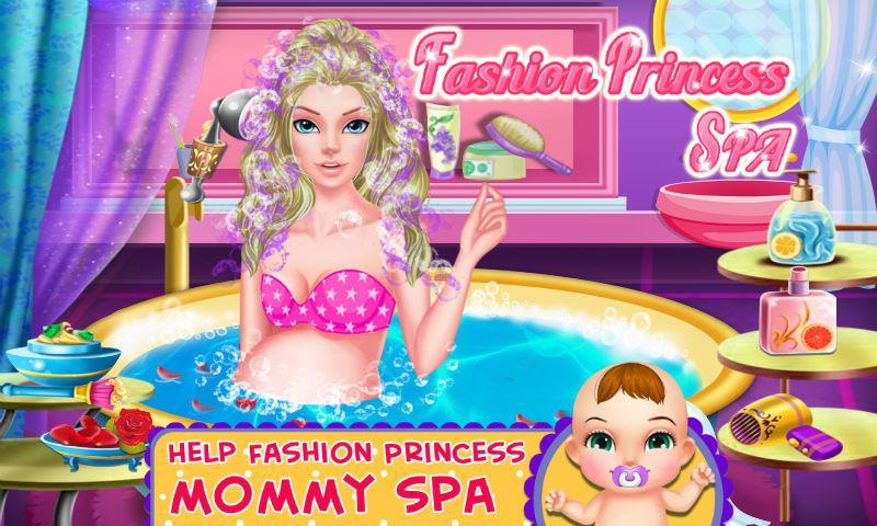 Fashion Princess SPA Screenshot