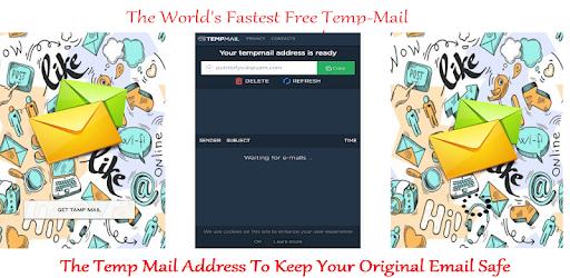TempMail - Free Temporary Mail Address – Appar på Google Play