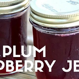 Red Plum Raspberry Jelly