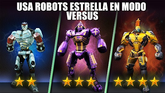 Real Steel World Robot Boxing (MOD) APK 4